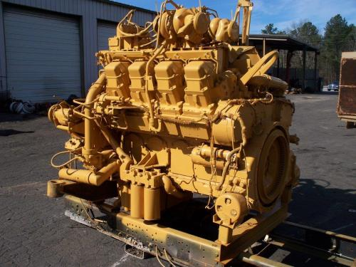 CAT 3508DITA-SCAC Engine Assembly