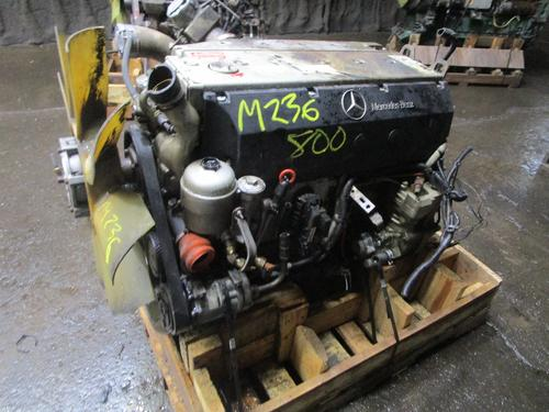 MERCEDES OM 906 Engine Assembly
