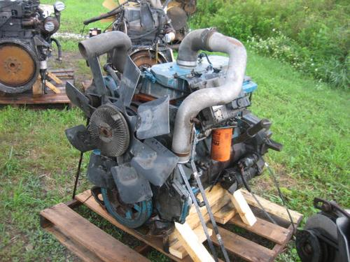 INTERNATIONAL DT 466 Engine Assembly