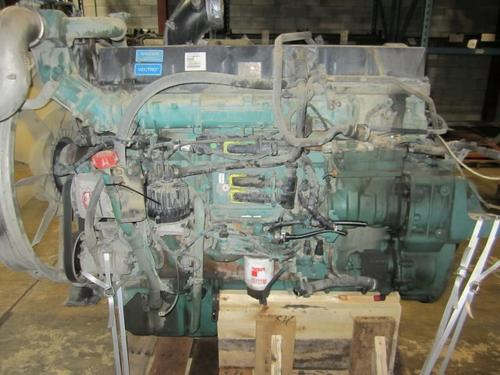 VOLVO D13F EPA 07 (MP8) Engine Assembly