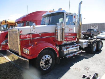 WESTERN STAR 4964EX Trucks