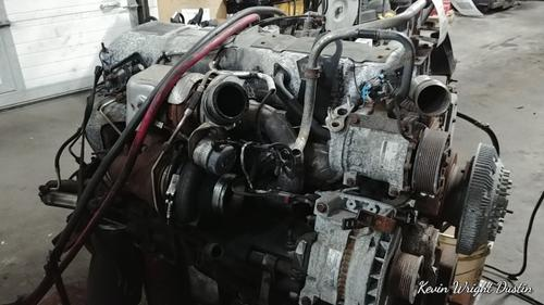 International DT466DD Engine Assembly